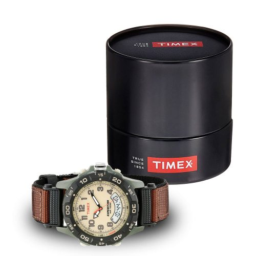 Timex-Expedition-T45181-Chronograph-mit-Uhrenbox