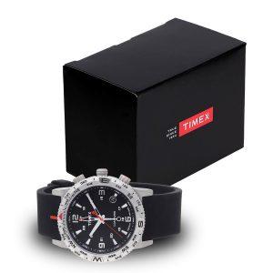 Timex-Intelligent-Quartz-T2P285-Kompass-Uhr-mit-Geschenkbox