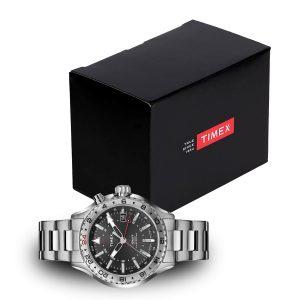Timex-Intelligent-Quartz-T2P424-Herrenuhr-3GMT-mit-Geschenkbox