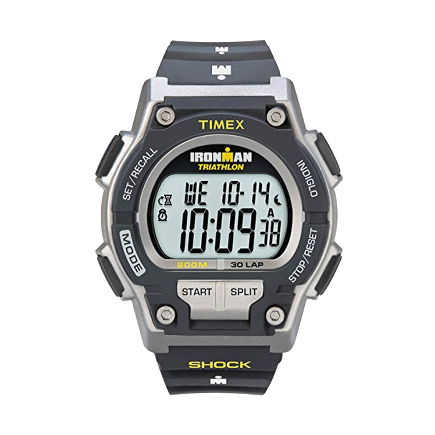 timex ironman t5k195 digitaluhr triathlon uhr f r m nner. Black Bedroom Furniture Sets. Home Design Ideas