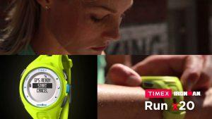 Timex Ironman X20 GPS-Sportuhr zum Joggen und Marathon