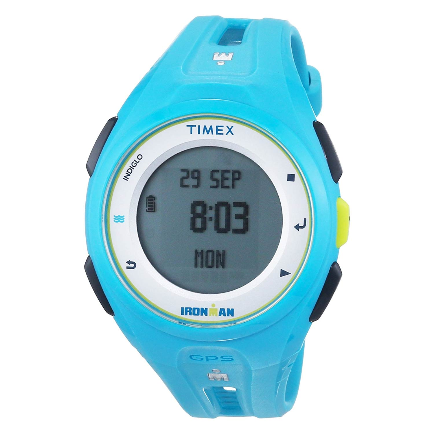 timex ironman x20 sportuhr leichte marathon uhr mit gps. Black Bedroom Furniture Sets. Home Design Ideas