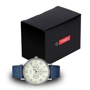 Timex-Southview-TW2R29200-Herrenuhr-mit-schwarzer-Geschenkbox