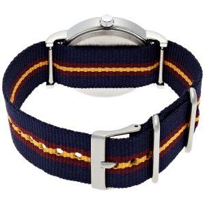 Timex-Weekender-T2P234PF-unterlegtes-Textilarmband-Nylon