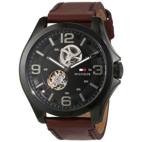 Tommy-Hilfiger-Sophisticated-Sport-1791280-Herrenuhr-mit-Skelett-Design