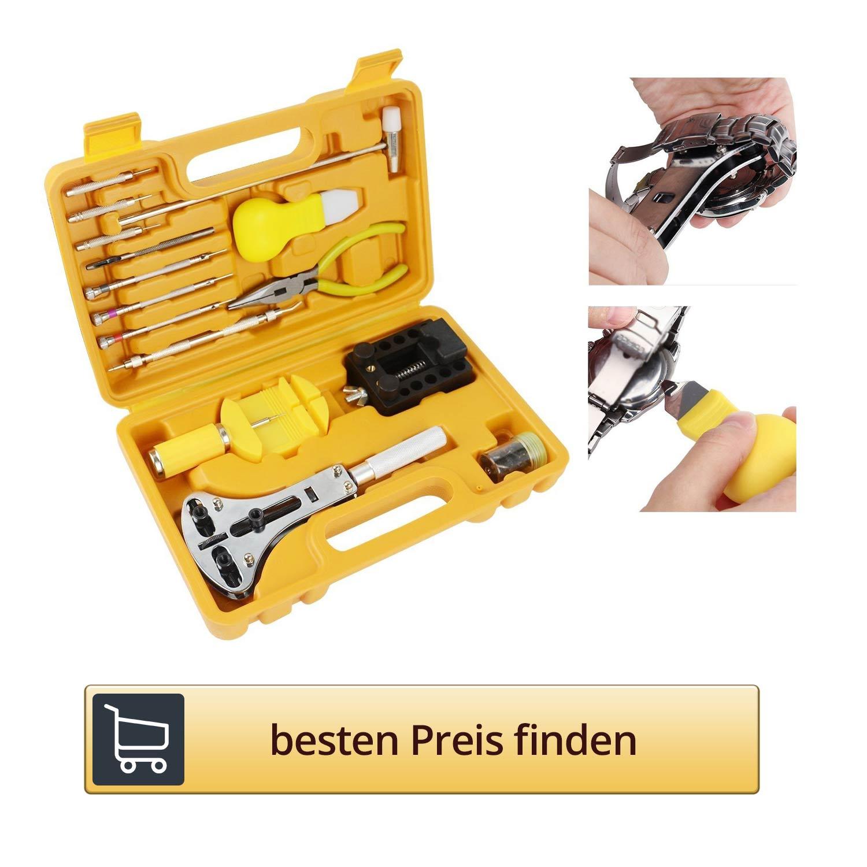 Uhrenwerkzeug-Reparatur-Set