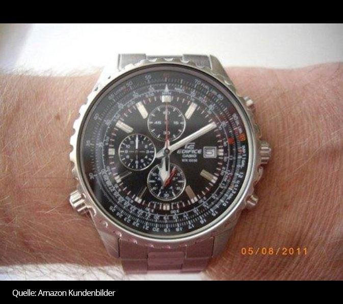 Herren 1avef Edifice Ef 527d Und Fliegeruhr Casio Chronograph Y9EDHIW2