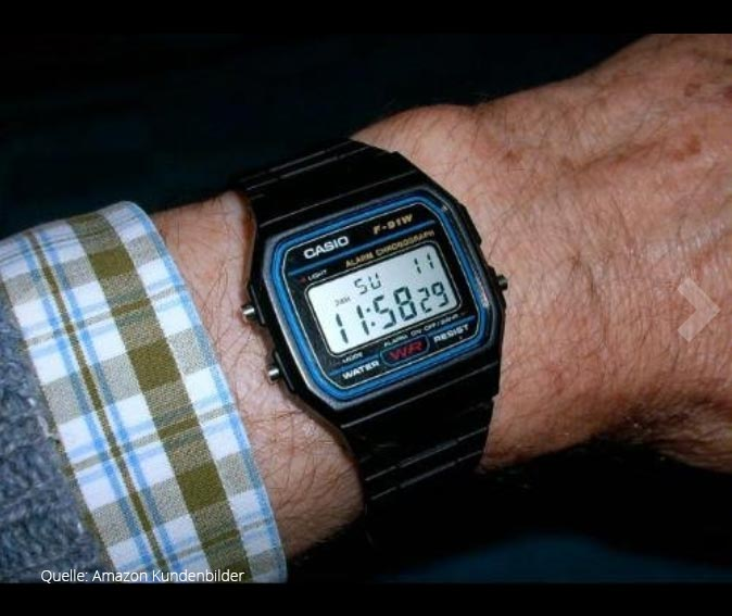 casio collection armbanduhr retro design digitaluhr. Black Bedroom Furniture Sets. Home Design Ideas