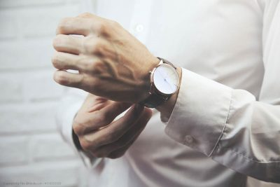 herrenuhr-richtig-tragen