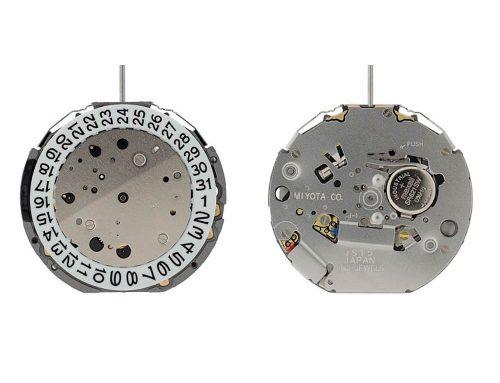 Miyota M JS15 Quarzuhrwerk für Chronographen