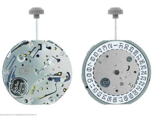 Miyota FS26 Uhrwerk für Chronographen