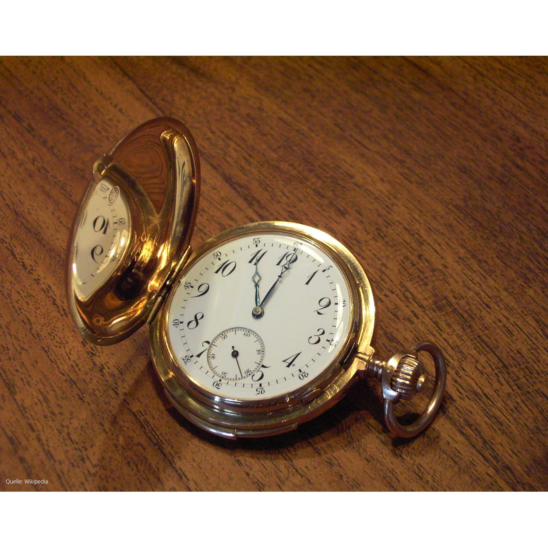 Taschenuhr  Die besten Taschenuhren für Männer - modern, retro oder klassisch