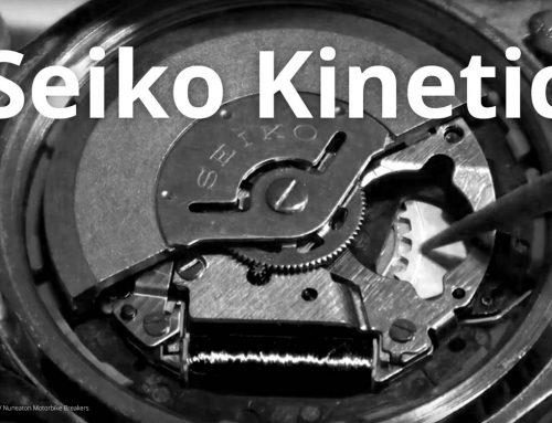 Seiko Kinetc Herrenuhren – Direct Drive Antrieb – Vorteile und Funktionsweise