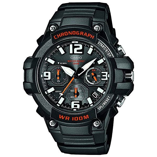 survival-uhr-casio-collection-chronograph-MCW-100H