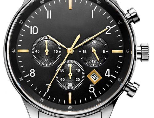 Totalisatoren bei Armbanduhren
