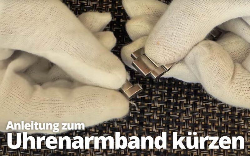 uhrenarmband-kuerzen