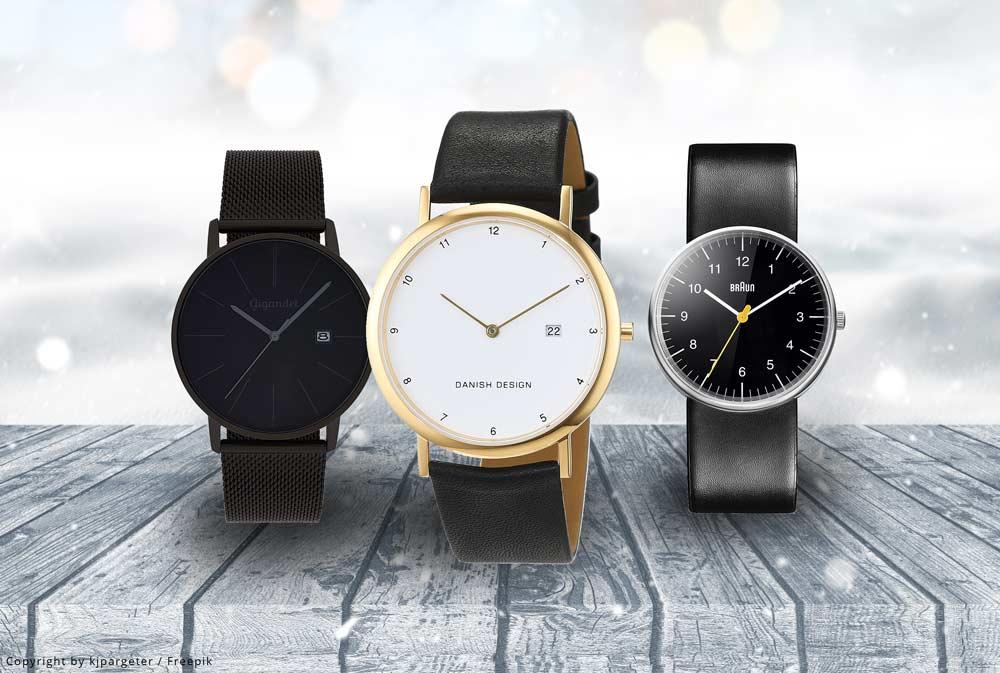 Uhr als Weihnachtsgeschenk - so findest du das perfekte Geschenk