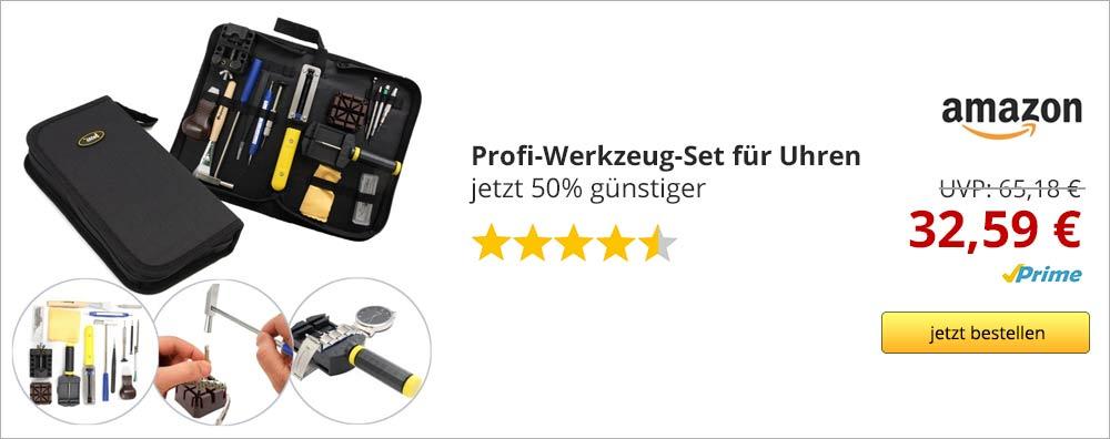 Werkzeug-Set für Uhren