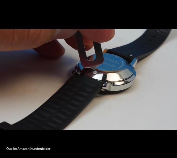 withings activit steel hybride analoguhr mit smartwatch. Black Bedroom Furniture Sets. Home Design Ideas