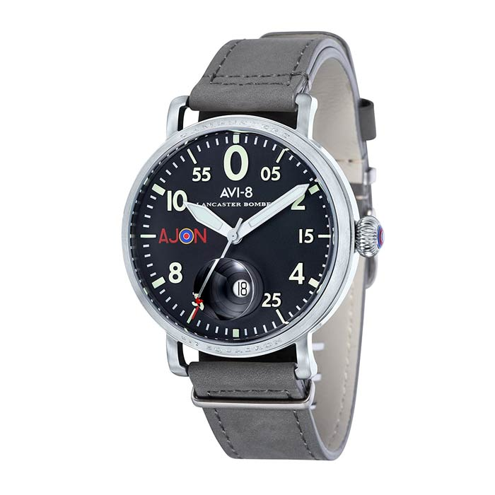 AVI-8-Herren-Armbanduhr-mit-Miyota-Uhrwerk