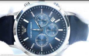 Armani-AR2473-Herren-Chronograph-mit-Leuchtzeiger-und-Leuchtindizes