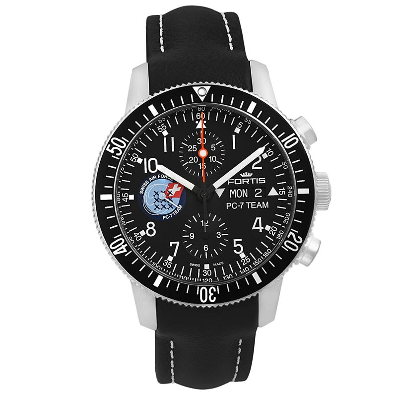 FORTIS-pc-7-aviatis-B-Swiss-Air-Force-Chronograph-ETA-7750