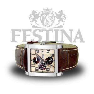 Festina-Herrenuhr-F16235-B-Business-Uhr