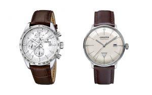 Klassische-Analoguhr-oder-Chronograph-Uhr-zum-Outfit-passen
