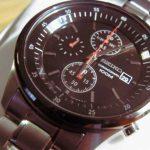 Runder-Herrenchronograph-von-Seiko-SNDC85P1-mit-Hardlex-Glas