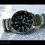 Seiko-Automatik-SKX007-Armbanduhr-mit-Edelstahlarmband
