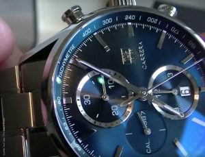 TAG-Heuer-Luxusuhr-Carrera-Cal.-1887-mit-Tachymeter-Funktion