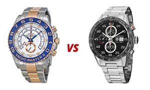 TAG-Heuer-vs-Rolex