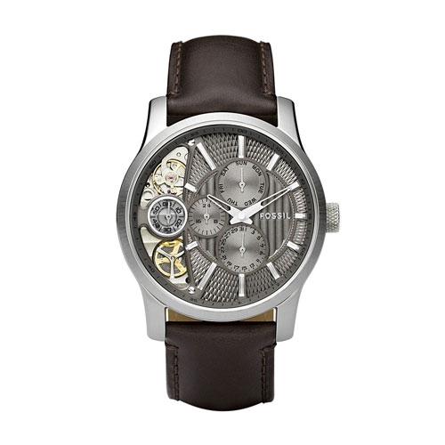 fossil-herrenuhr-braun-ME1098