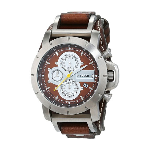 fossil-herrenuhr-chronograph-JR1157