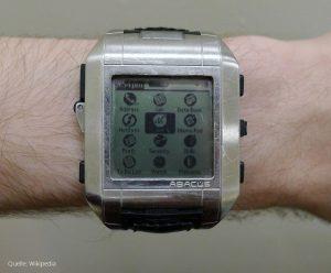 wer hat smartwatch erfunden