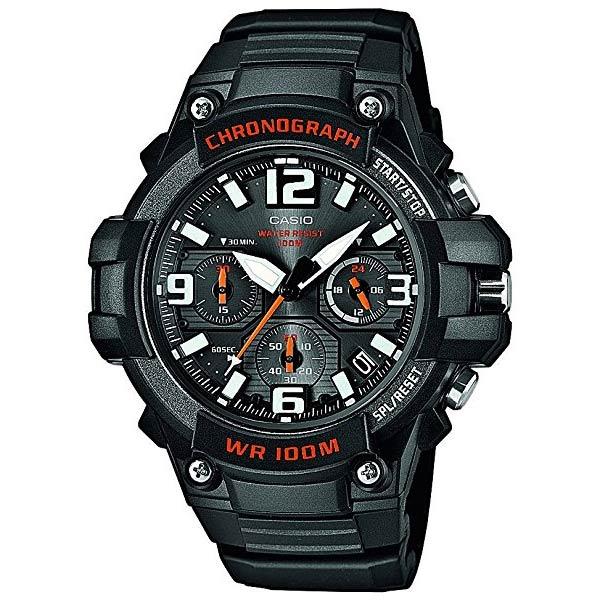 survival-uhr-casio-collection-chronograph-MCW-100H