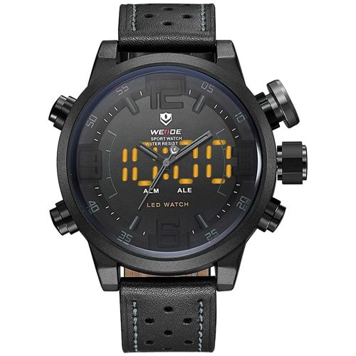 Alienwork-Analog-Digital-Uhr-Alienwork-OS.WH-5210-B-7-guenstige-Maenneruhr-mit-Dualzeit