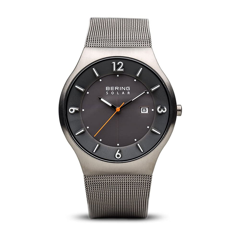 Bering-Herren-Analog-Solar-Uhr-mit-Edelstahl-Armband-14440-077