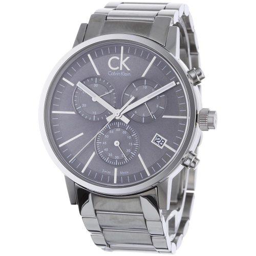 Calvin-Klein-Herren-Armbanduhr-Postminimal-Chronograph-K7627161-1