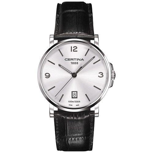 Certina-DS-Caimano-Gent-C017.410.16.037.00-Analoguhr-elegante-Herren-Businessuhr-mit-Saphierglas