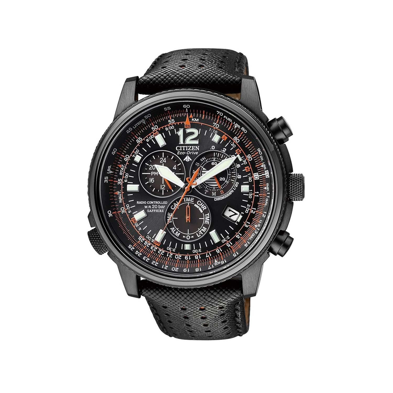 Citizen-Promaster-Sky-AS4025-08E-Chronograph-Fliegeruhr-mit-Carbon-und-Saphirglas-1