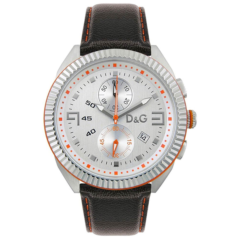 Dolce-&-Gabbana-DW0033-Herrenuhr-Lou-guenstiger-Chronograph-mit-Mineralglas