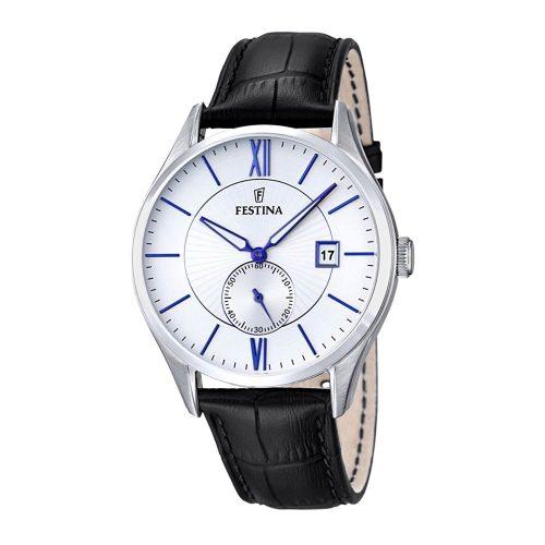 Festina-Herren-Business-Uhr-F16872-1-mit-schwarzem-Lederband-und-Miyota-Quarzwerk