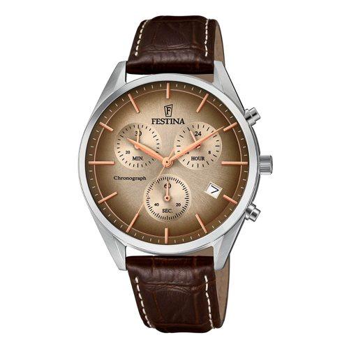Festina-Herren-Chronograph-F6860-2-braune-Herrenuhr-im-stilvollen-Business-Style