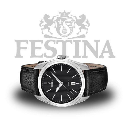 Festina-Herrenuhr-F16777-4-Schwarz