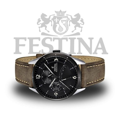 Festina-Herrenuhr-F16848-1-Multifunction-Retrograde