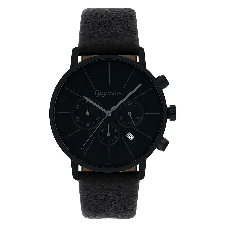 Gigandet-Chronograph-Minimalsim-G32-Business-Uhr-mit-Kalbslederarmband-1
