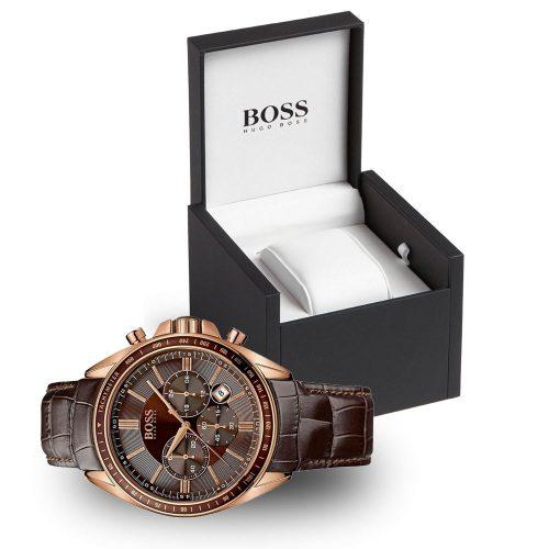 Hugo-Boss-1513093-Driver-Chrono-mit-Geschenkbox