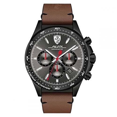 Scuderia-Ferrari-Orologi-Herren-Armbanduhr-Pilota-0830392