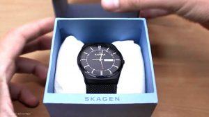 Skagen-SKW6006-Titan-Herrenuhr-in-Schwarz